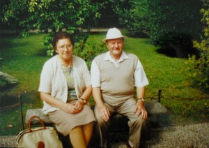 Gianfranco e Maria Ghezzi - 2000