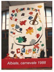 tema carnevale 1988